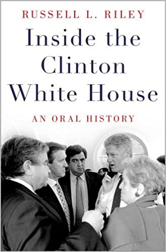 Books about bill clintons presidency