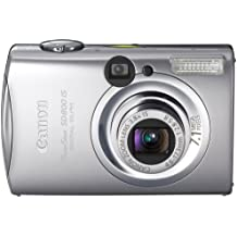 Canon PowerShot SD800 IS 7.1MP Digital Elph Camera with 3.8x Wide Angle Image-Stabilized Optical Zoom (OLD MODEL)