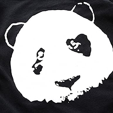 Amazon.com: MIFASOO Panda Printed Baby Rompers Full Sleeve Cotton Baby Pajamas Newborn Baby Girls Boys Clothes: Clothing