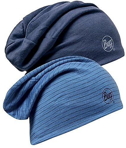 Amazon.com  Buff Headwear Reversible Merino Wool Hat-Denim  Sports ... 871c9c371d7