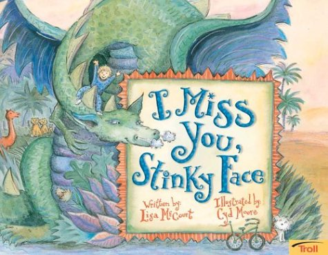 I Miss You, Stinky Face pdf epub