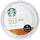 Starbucks Pike Place Roast, K-Cup Portion Pack for Keurig K-Cup Brewers 16-count