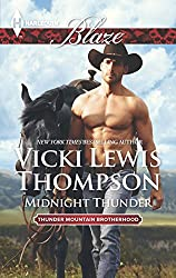 Midnight Thunder (Thunder Mountain Brotherhood Book 1)