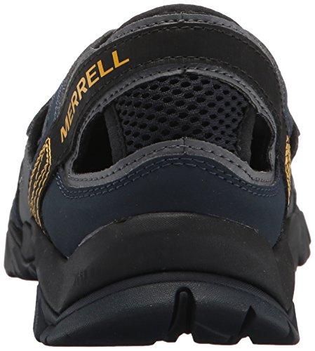 Marine Aqua Merrell Blau Crest Schuhe Wrap Herren Tetrex PcPqZ0