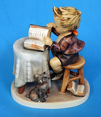 M.I. Hummel Little bookkeeper 306 TMK4