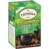 Twinings Decaffeinated Green Tea, 40 Count