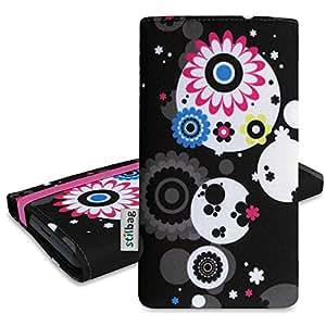 Stilbag Funda 'MIKA' para Samsung Galaxy S3 neo - Diseño: Floral Graphic