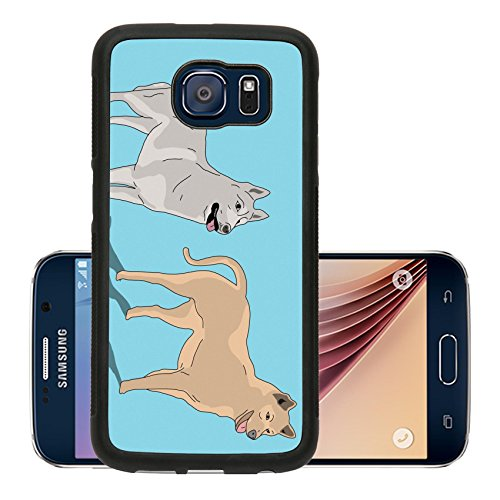 luxlady-premium-samsung-galaxy-s6-aluminum-backplate-bumper-snap-case-image-21509796-two-dog