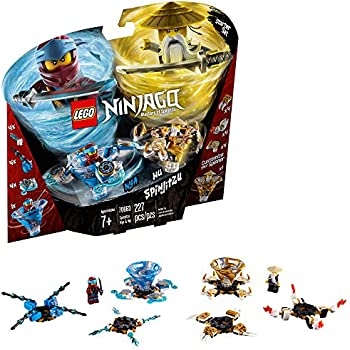 Amazon.com: LEGO NINJAGO Spinjitzu Cole 70662 Building Kit ...