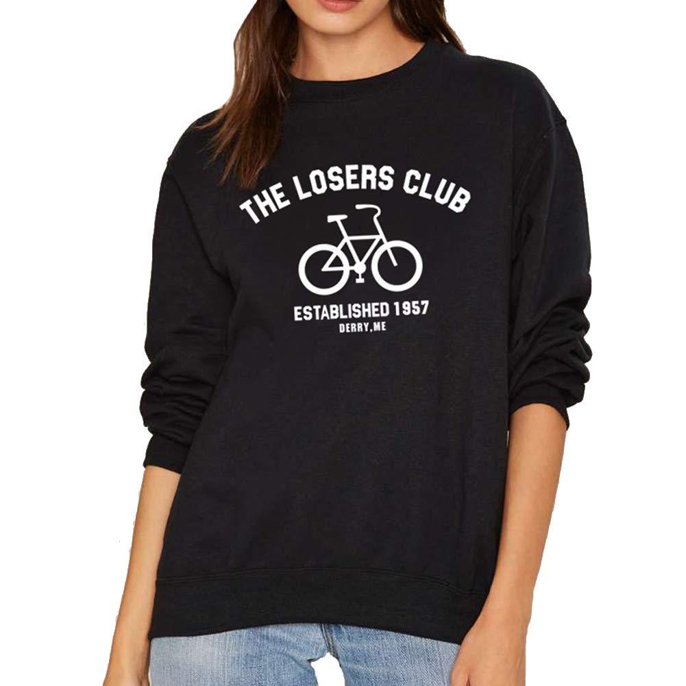 ManMan The Losers Club Unisex Crew Neck Sweatshirt Sweater Pullover Jumper