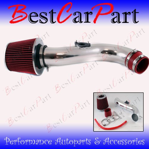 99 00 01 02 03 04 05 Lexus Is300 Sportcross 3.0 Short Ram Intake Red (Included Air Filter) #SR-LX001R