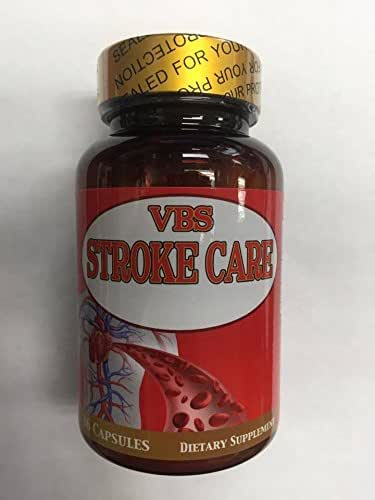 VBS Stroke Care Dietary Supplement - 36 capsules