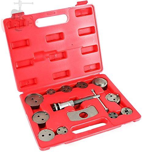 13 Pc Brake Disc Caliper Wind Back Tool Kit 2wd 4wd Cars & Trucks Mechanic Shop