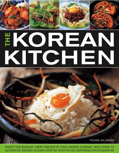 The Korean Kitchen by Young Jin Song