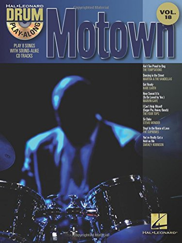 Motown: Drum Play-Along Volume (Drum Play Along Songbook)