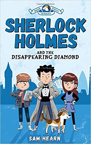Image result for sherlock holmes and the disappearing diamond amazon