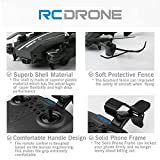 RC-Drones-2MP-120-Wide-Angle-FPV-Foldable-RC-Quadcopter-Drone-OKPOW-24Ghz-6-Axis-Gyro-Altitude-Hold-Quadcopter-Remote-Control-Selfie-Drones-with-720P-HD-Camera