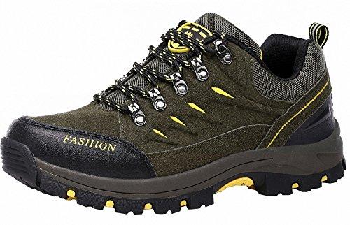 Femme Randonnée Homme Chaussures De vert Running Trail F Sports Ben wBxfHqtYW