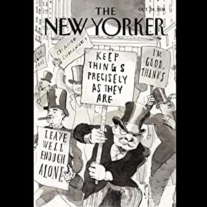 The New Yorker, October 24th 2011 (Jerome Groopman, David Sedaris, Caitlin Horrocks) Periodical