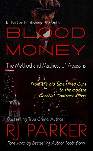 BLOOD MONEY: The Method and Madness of Assassins cover