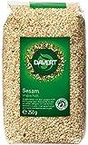 Davert Sesam ungeschält, 4er Pack (4 x 250 g) - Bio