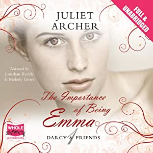 The Importance of Being Emma Audiobook