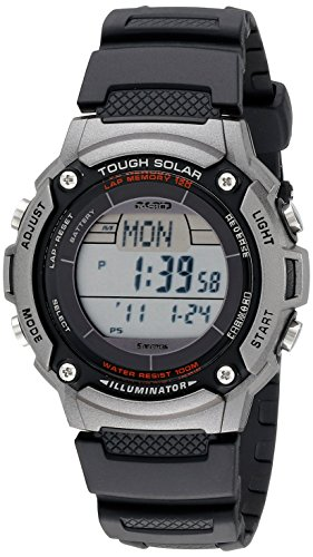 Casio WS200H 1AVCF Powered Multi Function Digital