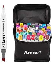 Arrtx Alcohol Markers Set