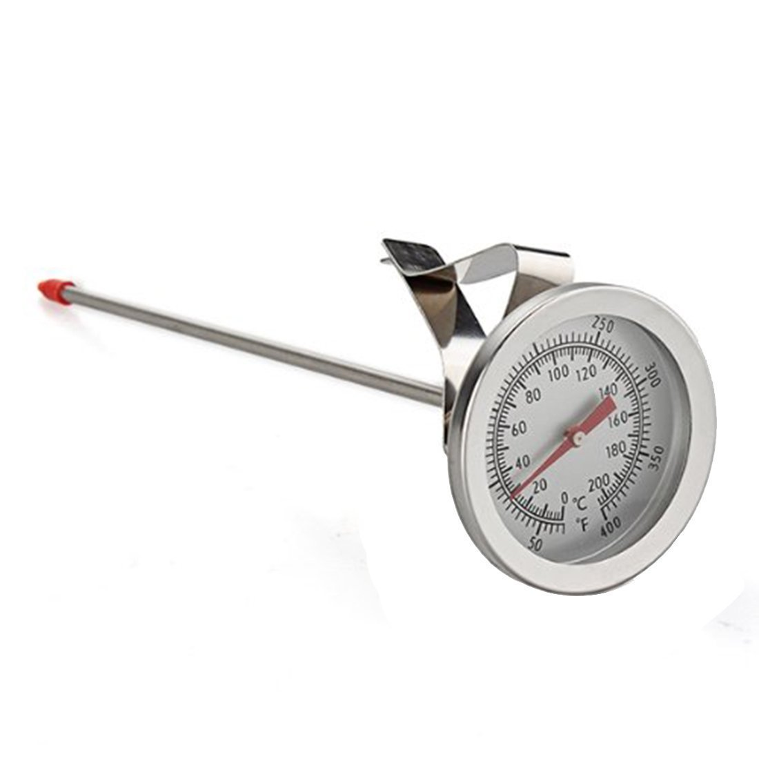 Kitchen Probe Thermometer Stainless Steel Food Cooking Oven Barbecue Gauge ASTrade TRTA11A