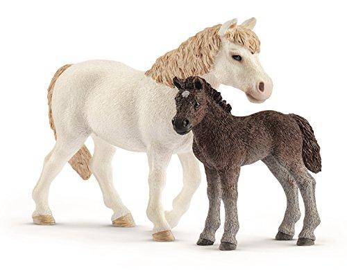 Schleich Pony Mare & Foal - Foal Mare