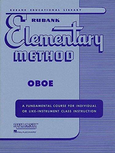 (Rubank Elementary Method - Oboe (Rubank Educational Library))