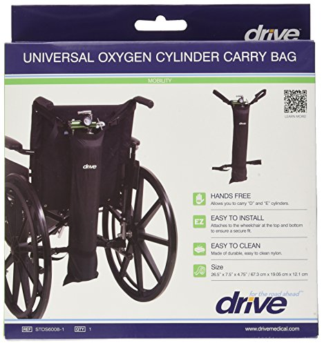 Drive-Medical-Deluxe-Wheelchair-Carry-Pouch-for-Oxygen-Cylinders-Black-26-12-x-7-12-x-4-34