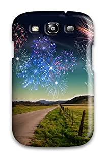 Hot Fashion YfiZdWK10843UWRmw Design Case Cover For Galaxy S3 Protective Case (happy Road )