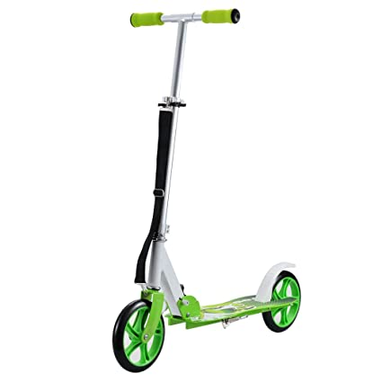 Ancheer Patinete City Roller - Patinete Plegable Ruedas 200 ...