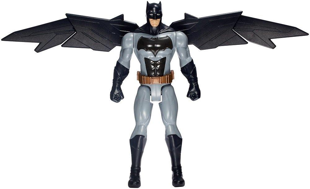 DC Justice League Tactical Strike Batman Figure 12 12 MAOZ4 FGH05