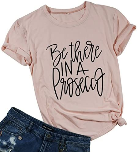 There Prosecco Shirt Womens Champagne product image