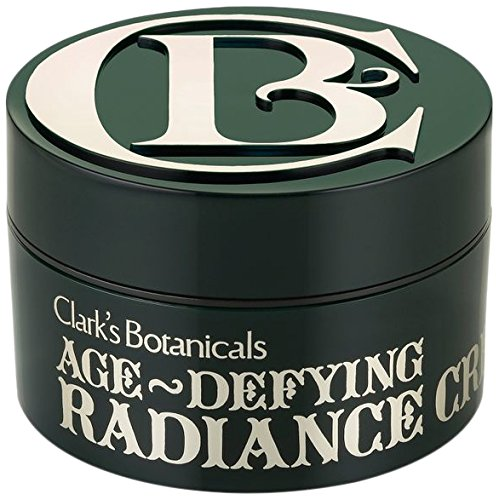 Clark's Botanicals Anti-Aging Radiance Cream with Vitamin C for Dry Skin, 1.7 fl. oz. (Vitamin Cream Radiance)