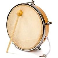 Percussion Plus - Tambor (20,3 cm/8 pulgadas)