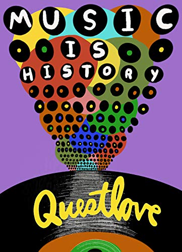 Book Cover: Music Is History