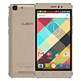 "Cubot Rainbow Smartphone 3G WCDMA Android 6.0 OS Quad Core MTK6580 5.0"" IPS Screen 1.3GHz 1GB RAM 16GB ROM 5MP 13MP Dual Cameras OTG Gesture Wake"