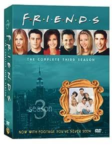 Friends: Season 3 (4 Discs) [Import]