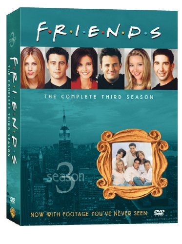 Friends: Season 3 (Friends Dvd Season 1)
