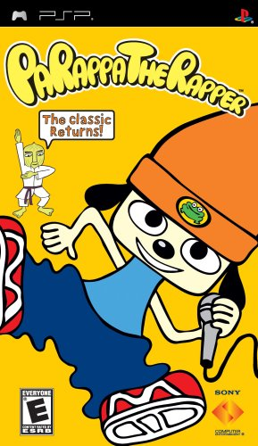 PaRappa The Rapper - Sony PSP by Sony