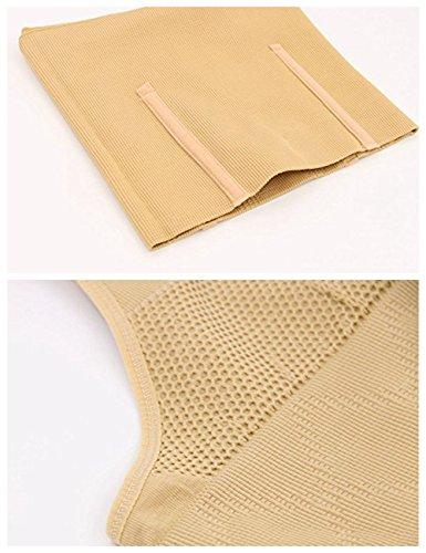 Srizgo Miederslip Damen Mieder String 2er Pack figurenformend mit Bauch Weg Effekt Miederpants Miederhose Butt Lifter Shaper Shapewear Miederslips