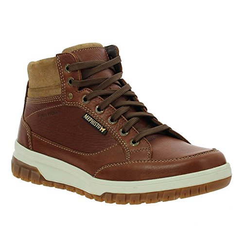 Noisette Boots Mephisto Paddy Leather Mens SBxTwC