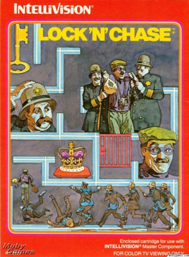 Lock 'N' Chase (Intellivision)