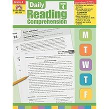 Daily Reading Comprenesion, Grade 4