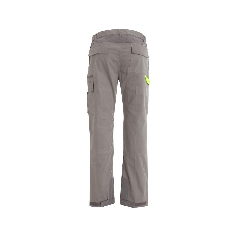 WORK AND STYLE Pantaloni da Lavoro Motion Grigio 2XL