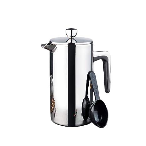 Fabricante de espresso Cafetera de presión de acero ...