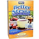 NOW Foods – BETTER STEVIA PACKETS 100/BOX For Sale